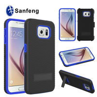 2015 new design phone case for Samsung galaxy s6 multifunction shockproof cover