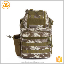 Large waterproof mountaineering camping hiking military tactical backpack