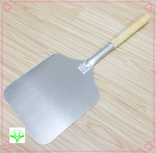 Manufacturer customized long handle aluminum pizza shovel with different sizes