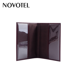 High quality genuine leather passport cover