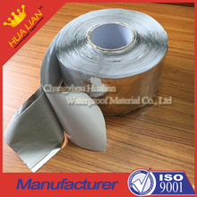 Best price butyl rubber single side aluminum adhesive tape