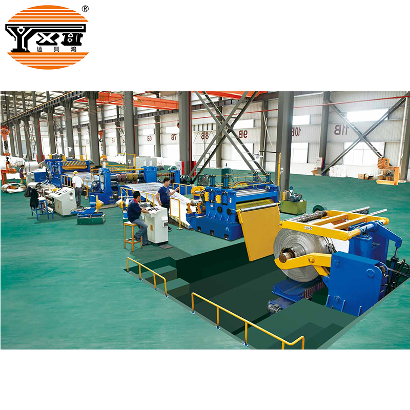 Hydraulic Steel Slitting Machine/Coil Slitting Line