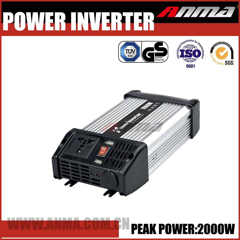 must MINI 2000W hybrid solar inverter power inverter with charger AM031-81000N-A