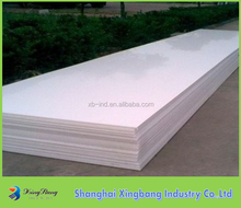 Hot sale low weight pvc panel plastic sheet 1.22x2.44 15mm 20mm