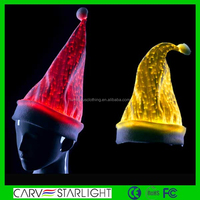 2015 hot sale promotion christmas gift new lighting hats
