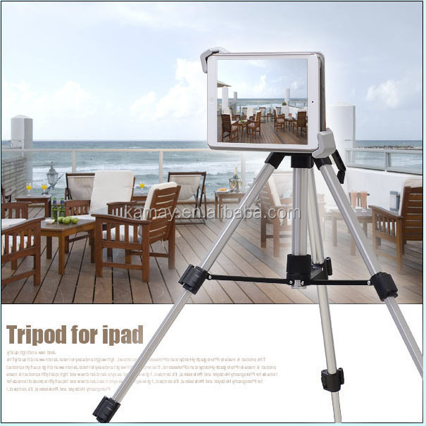 handheld camera pole GOPRO rod handheld flip lock camera tripod for ipad
