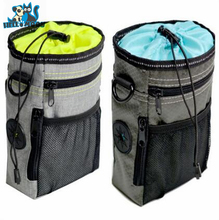 Wholesale Amazon Popular Oxford Small Pet Dog Training Oversize Bag