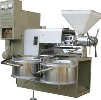 High oil production high capacity cold press oil extraction machine/avocado oil press machine/hemp seed oil press