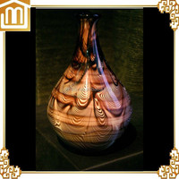 Hand made blown murano art decorative modern glass vases wholesale cheap