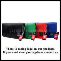 JDM Style Sports Wallet Racing Canvas Wallet For Men And Women JDM Racing Wallet