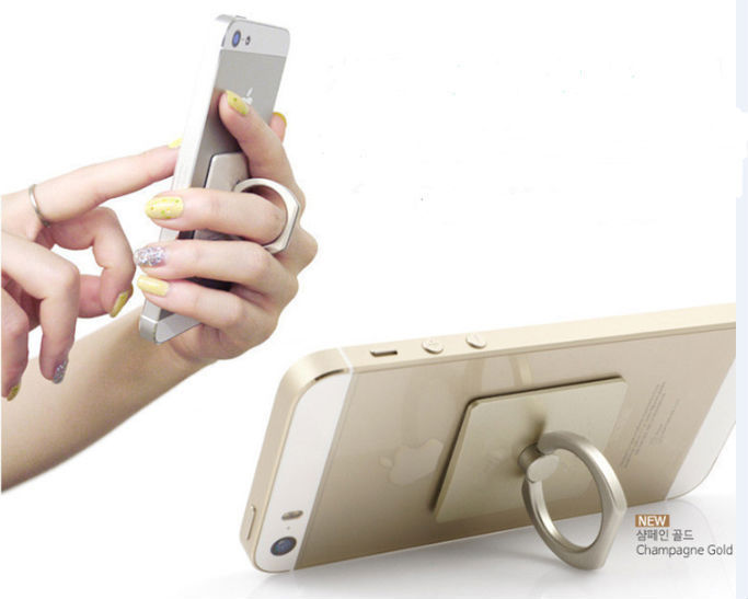 custom metal ring holder for mobile phone