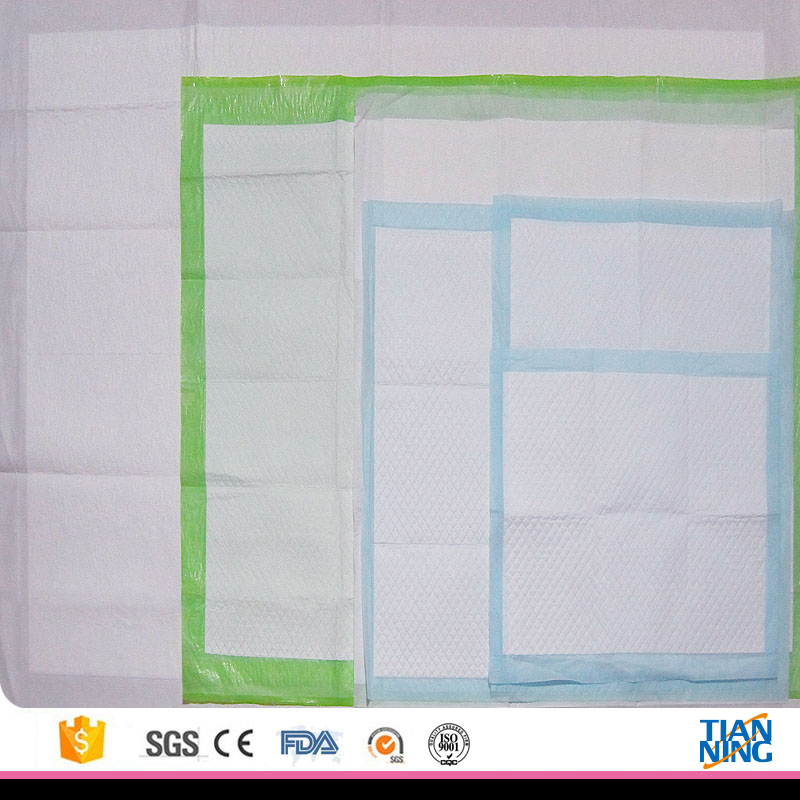 wholesale nonwoven disposable urine absorbent pet pads factory in china