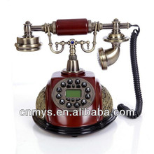 very retro beautiful luxury office corded telephone, novelty corded telephones