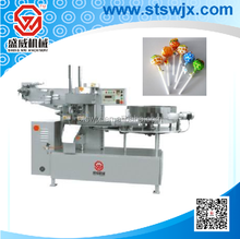 automatic ball lollinpop flow packing machine, candy wrapping machine