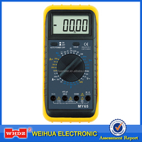 Auto range multimeter MY65 with frequency