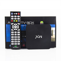 wholesale amlogic XBMC linux smart tv box amlogic 8726 mx dual core CPU G18REF MX2REF NEWMTD most steady XBMC linux tv box