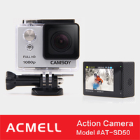AT-SD50 CAMSOY F1 Multifunctional Wide Angel action camera accessories made in China