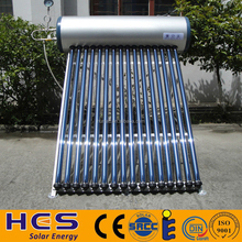 200L Integrated Pressurized stainless stell solar geysers 2017