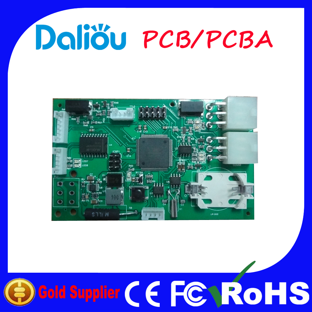 pcb board bga smt dip assembly High Quality smt dip assembly led pcb