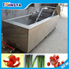 2016 Best Selling Commercial Ozone Fruit and Vegetable Bubble Washer, Ultrasonic Electric Fruit Vegetable Washer