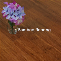 Smooth surface natural color American red oak engineered wood flooring