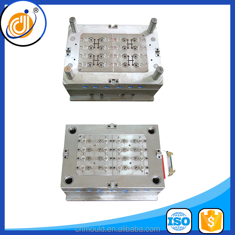 High Quality Plastic Cap Injection Mold