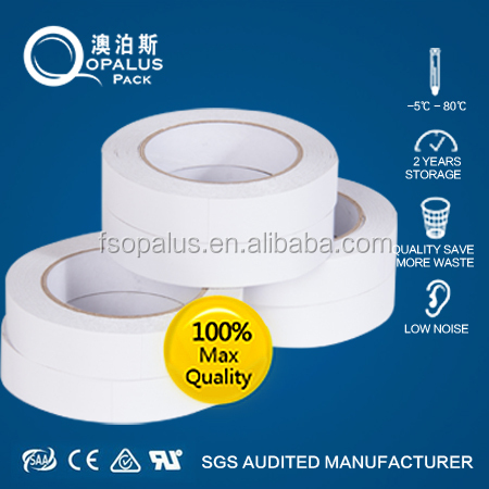 60mic-160mic self adhesion PET Double Sided Tape
