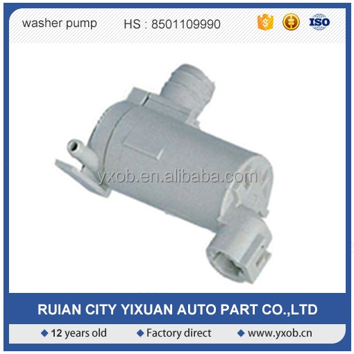 window cleaning washer pump,windshield wiper motor