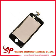 Wholesale Price For iphone Lcd 100% original for iphone 4S lcd screen completed ali baba