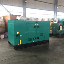 30KW/40KVA Silent Diesel Generator Set Powered by CUMMINS
