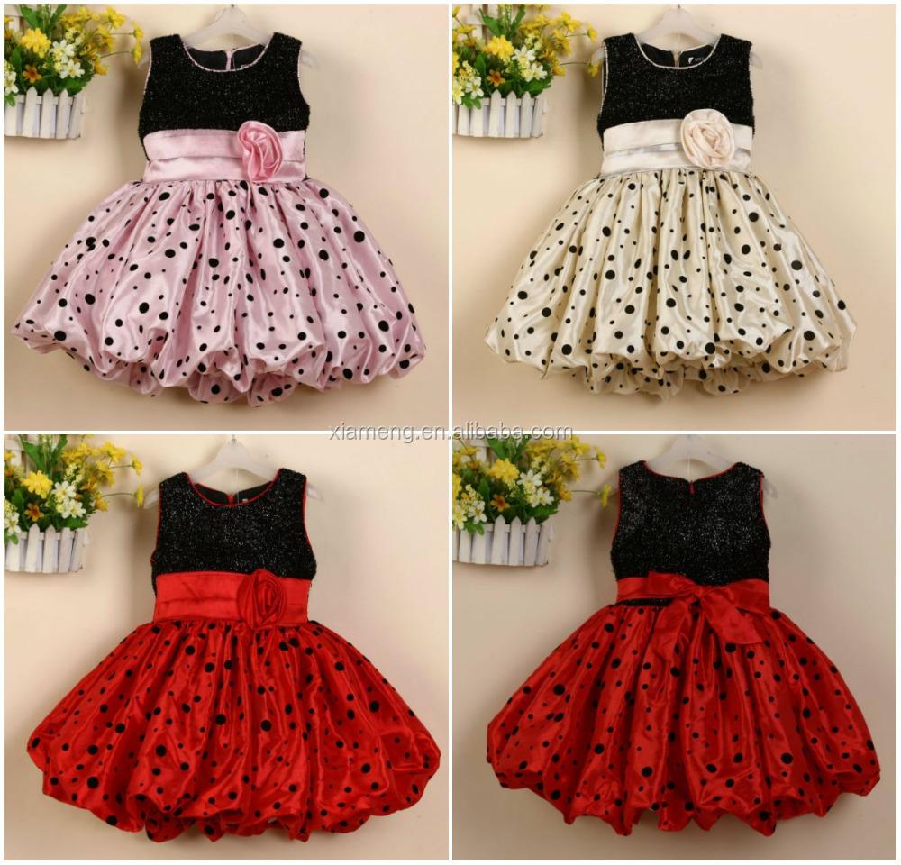 Дизайн детского платья