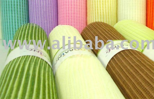 PLASTIC WRAPPING MESH( P800 SPECIAL MESH)
