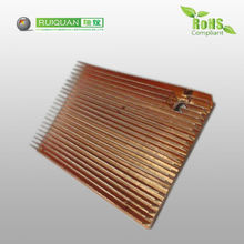 High precision copper pin fin Heatsink