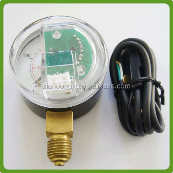High Quality Waterproof Digital Natural Gas Auto Gauges