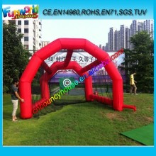 2014 popular inflatable golf net/ golf inflatable sport game/ inflatable golf simulator