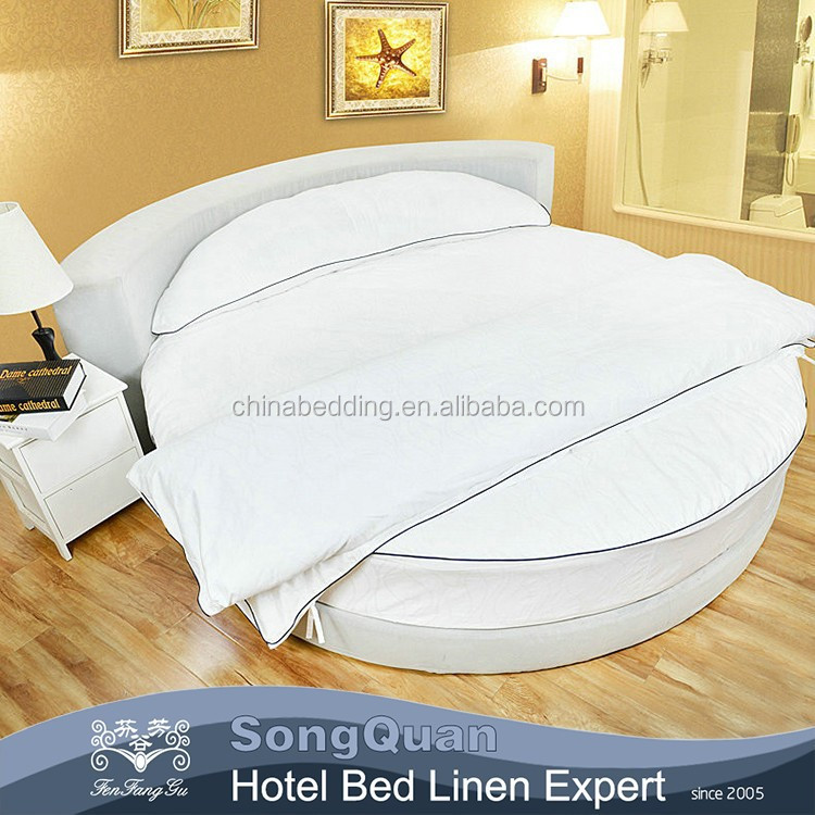 Songquan Wholesale Used Hotel Bedding For Round Bed Buy