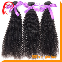 Fashion Style 3Pcs 12 14 16 Peruvian Human Remy Virgin Hair Remy Kinky Afro Hair Weave