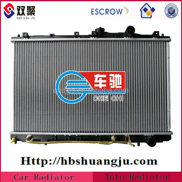 Car Aluminum Radiators For Mitsubishi OEM:MB906097