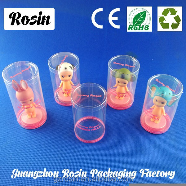small sex doll packaging box/transparent plastic toy packaging/sex doll
