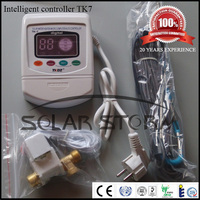 Auto controller for Solar Storm solar water heater TK7