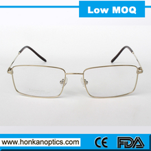 fashion titan latest spectacles frame classical optical glasses frame T00007