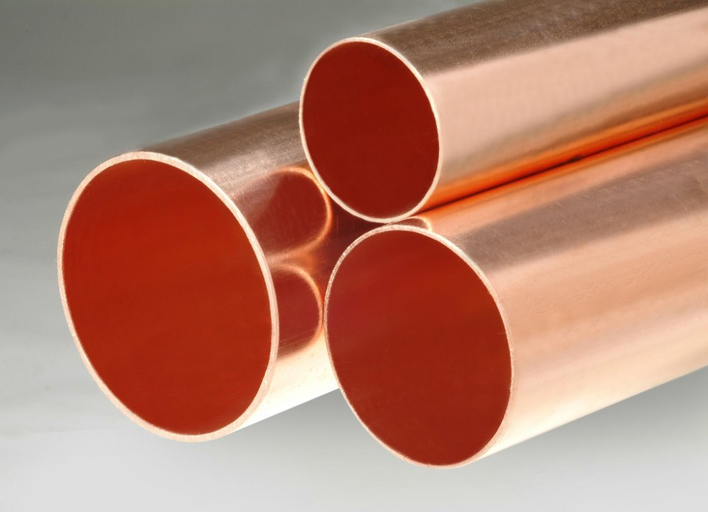 Copper Welded Tube/Copper Welded Pipe