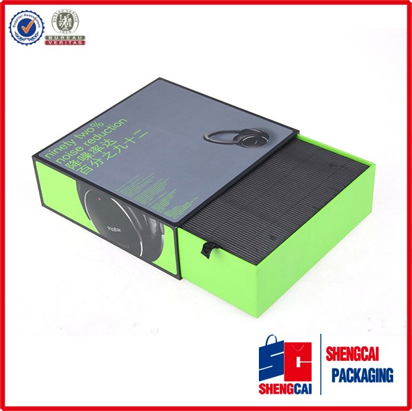 Handmade customized cardboard paper box for mouse packaging