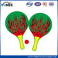 China wholesale outdoor sport paddle ball