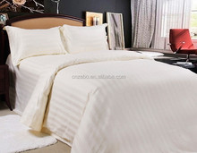 Trade Assurance China Supplier 100% Cotton Hotel Bedding Set/Pillowcases