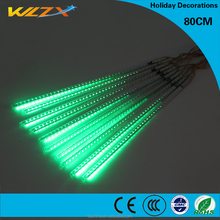 Best price holiday Decorative rgb led meteor light Shower light