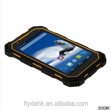 7inch nfc 3g rugged tablet pc android 4.4.2 ip68 waterproof tablet S933 tablet pc.