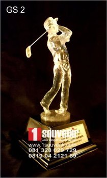 JUAL TROPHY GOLF, BIKIN TROPHY GOLF, PESAN PIALA TROPHY GOLF, GOLF AWARD, PATUNG GOLF, PLAKAT GOLF, GOLF AWARD