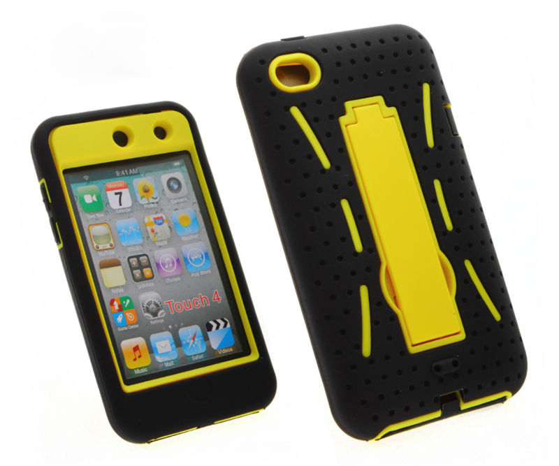 Robots skin Mobile phone protect TPU Case For Ipod touch 4,for apple ipod touch 4 case