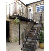 The world's bestselling from Prima outdoor iron stairs / wrought iron stair railing